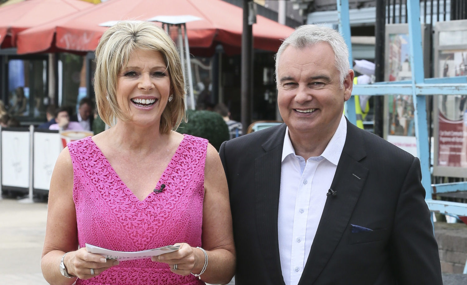 Ruth Langsford shares heartfelt message to husband Eamonn Holmes on 10th wedding anniversary