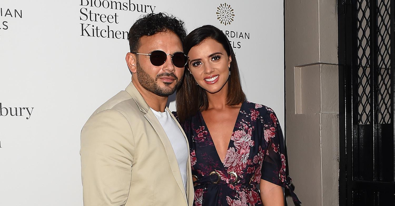 Ryan Thomas buys Lucy Mecklenburgh an £84k Range Rover