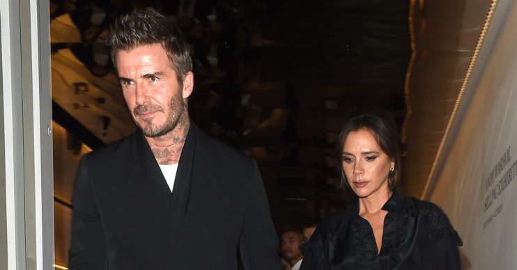 david and victoria beckham noise hell