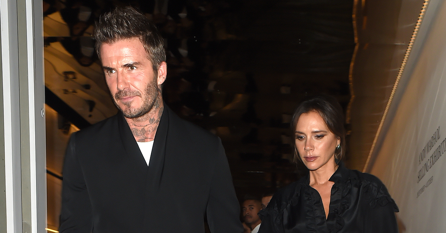 David and Victoria Beckham set for noise hell as construction work begins next to Cotswolds mansion