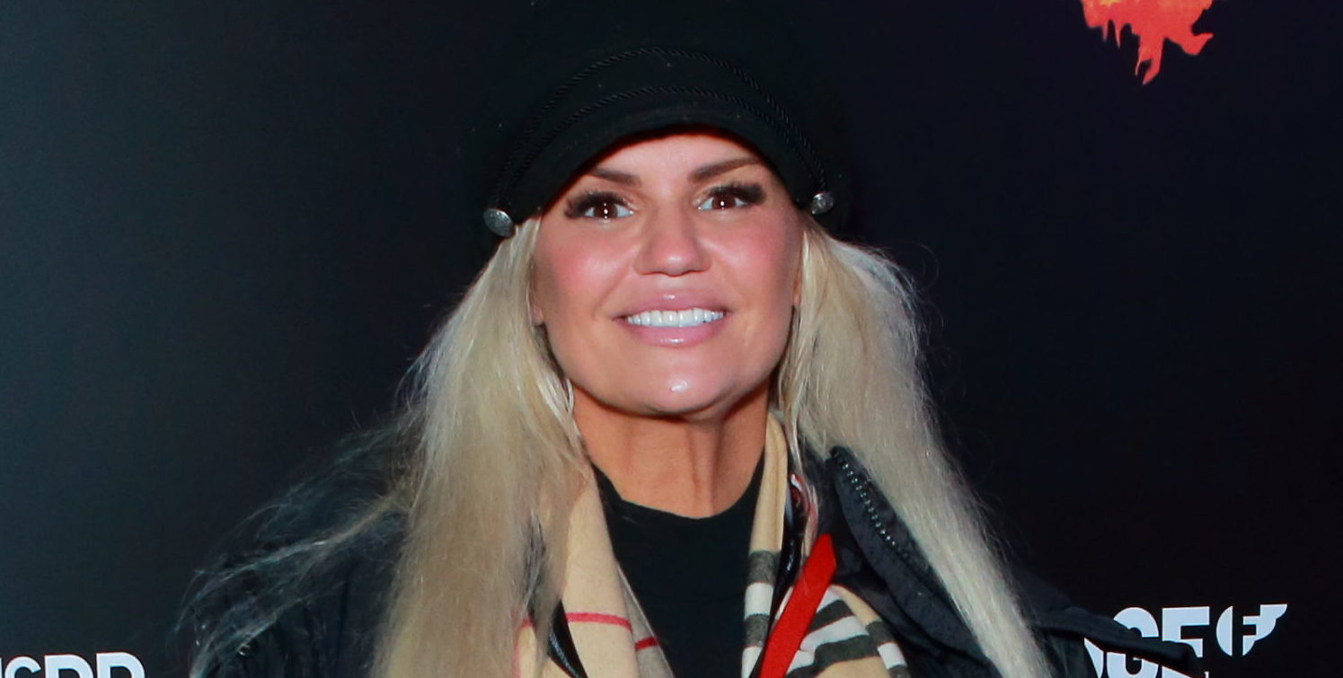 Kerry Katona shuts down pregnancy rumours after complaining of 'sickness'