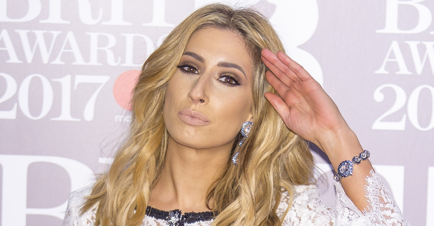 Stacey Solomon admits she risks 'pubic hair issues' after snapping up revealing swimwear