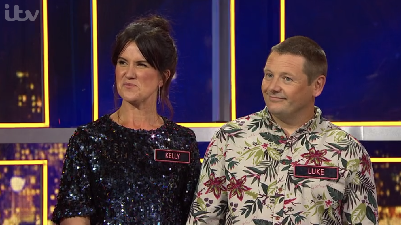 Epic Gameshow Kelly and Luke