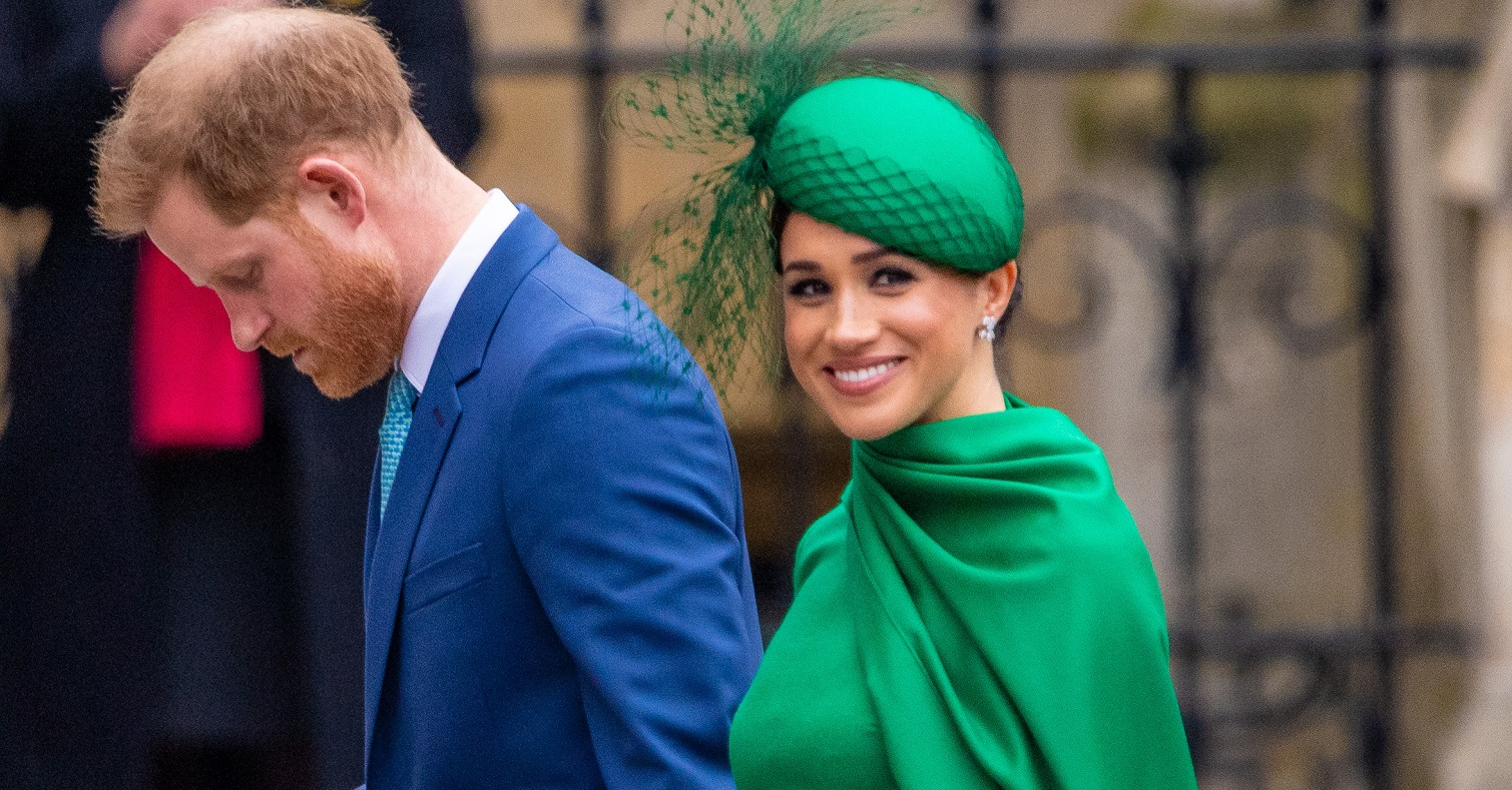 Meghan Markle reportedly sure Prince Harry 'will love new US life' after lockdown