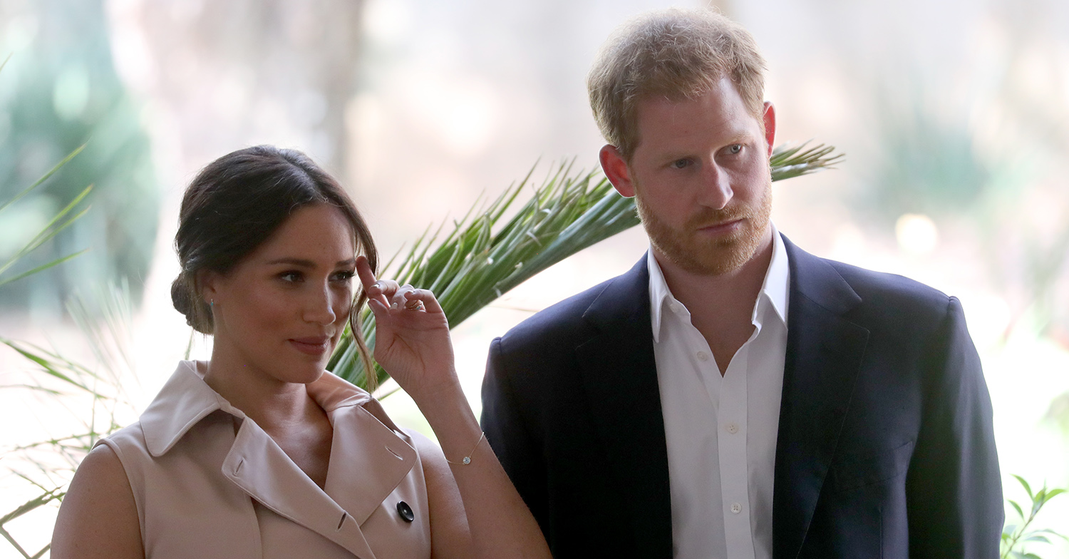 Meghan Markle reportedly 'embarrassed' Prince Harry with huge gaffe at Eugenie's wedding