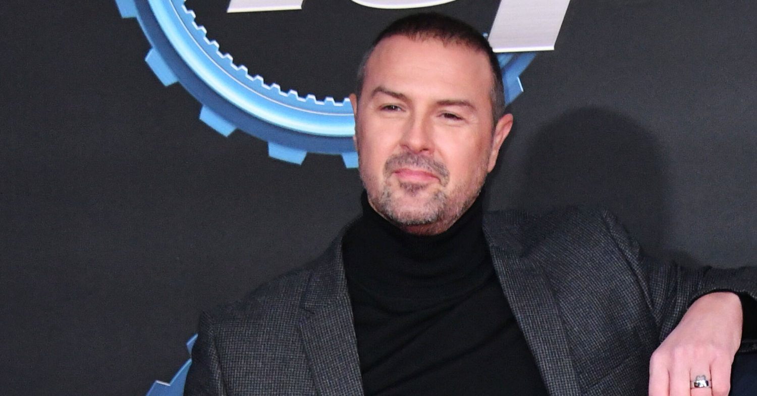 Paddy McGuinness shares epic throwback to his younger years