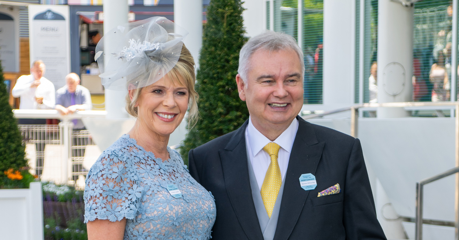 Ruth Langsford shares extra wedding anniversary gifts from 'romantic' Eamonn Holmes