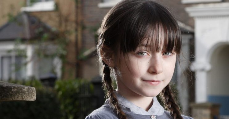 Molly Conlin as Dotty Cotton in EastEnders