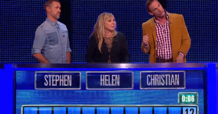 The Chase Celebrity Special Credit: ITV
