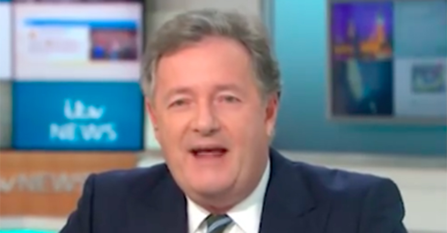 Piers Morgan hits back at trolls who say he looks 'bloated' on Good Morning Britain