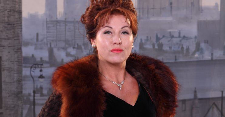 The Road to Coronation Street Jessie Wallace