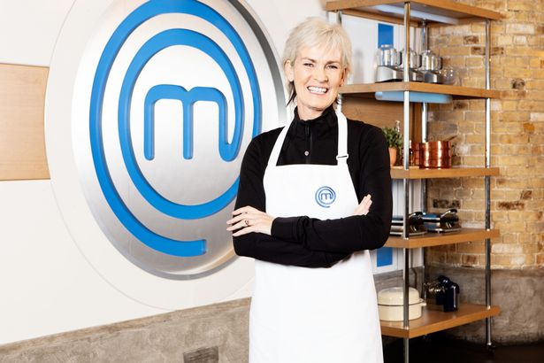 Judy Murray Celebrity MasterChef (Credit: BBC)