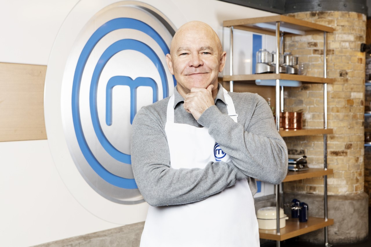 Dom Littlewood Celebrity Masterchef (credit: BBC)