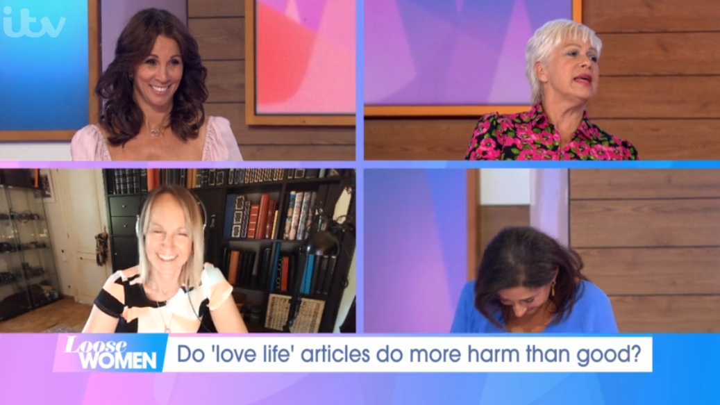 Loose Women sex chat