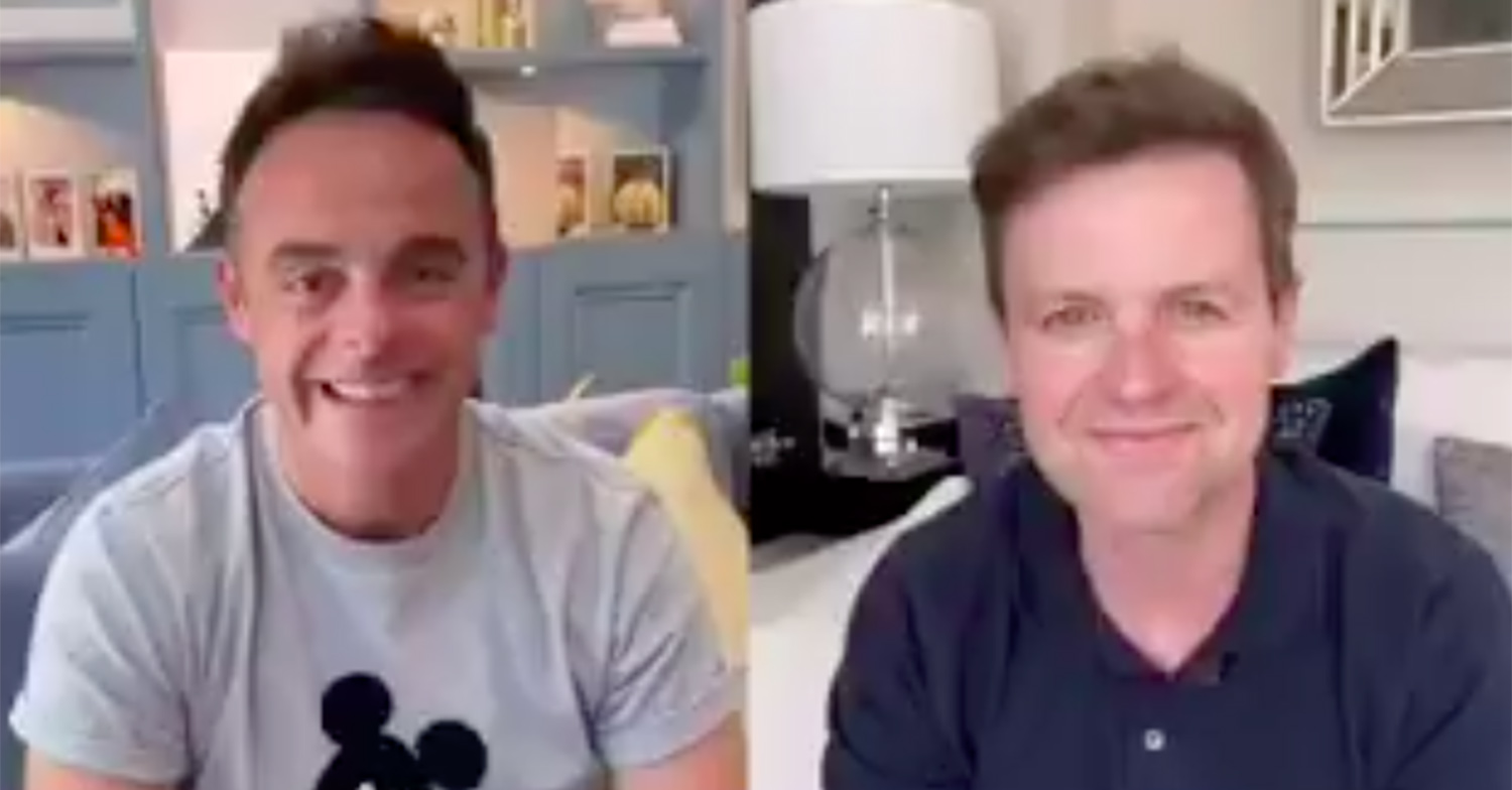 Ant and Dec surprise little boy who has raised over £1 million for hospital that saved his life