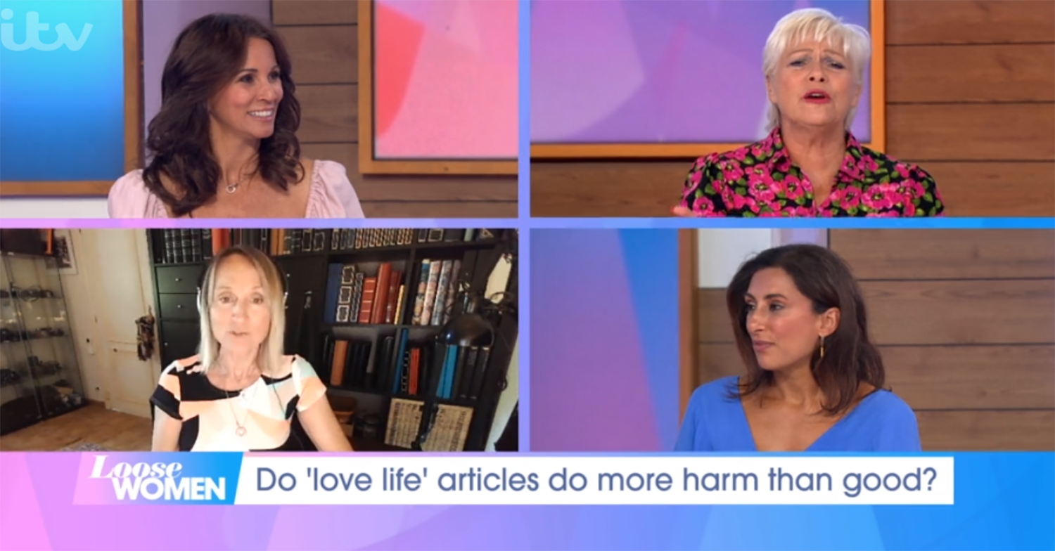 Loose Women viewers slam show for airing 'unnecessary' sex discussion on daytime TV