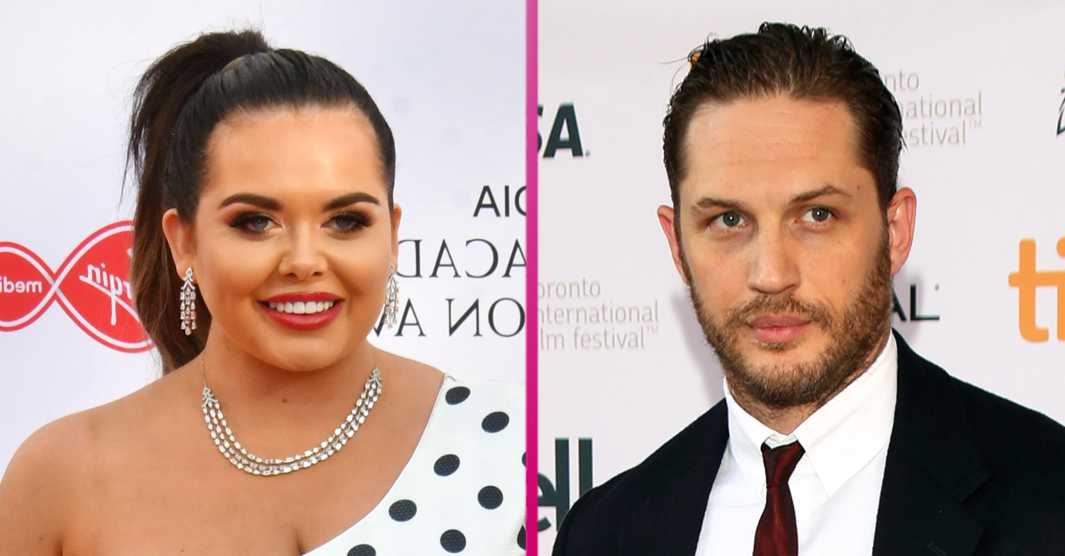 Scarlett Moffatt reveals surprise friendship with A-list actor Tom Hardy