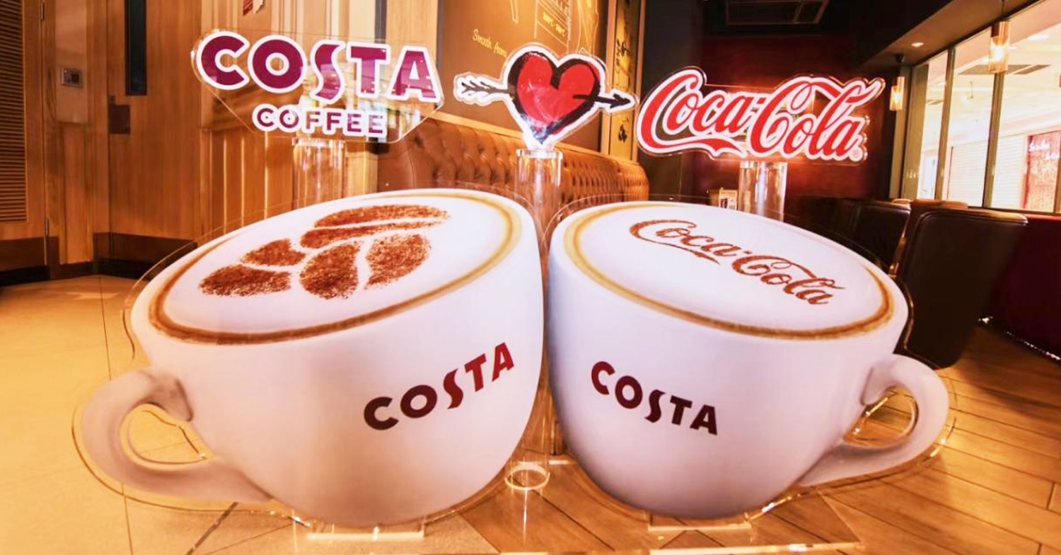 Costa launches new range of Coca-Cola-flavoured coffees