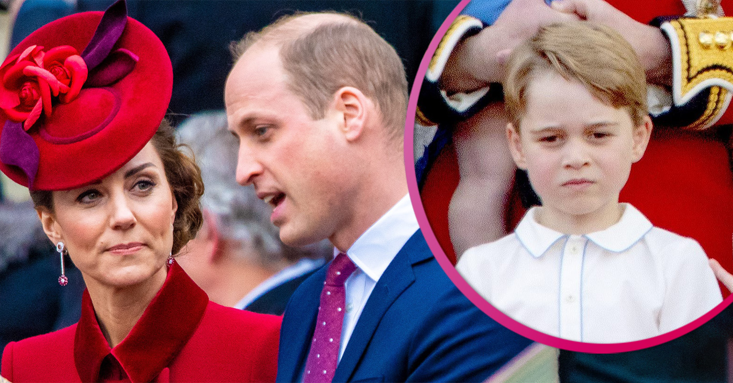 Kate and William 'facing difficult parenting dilemma with son Prince George'