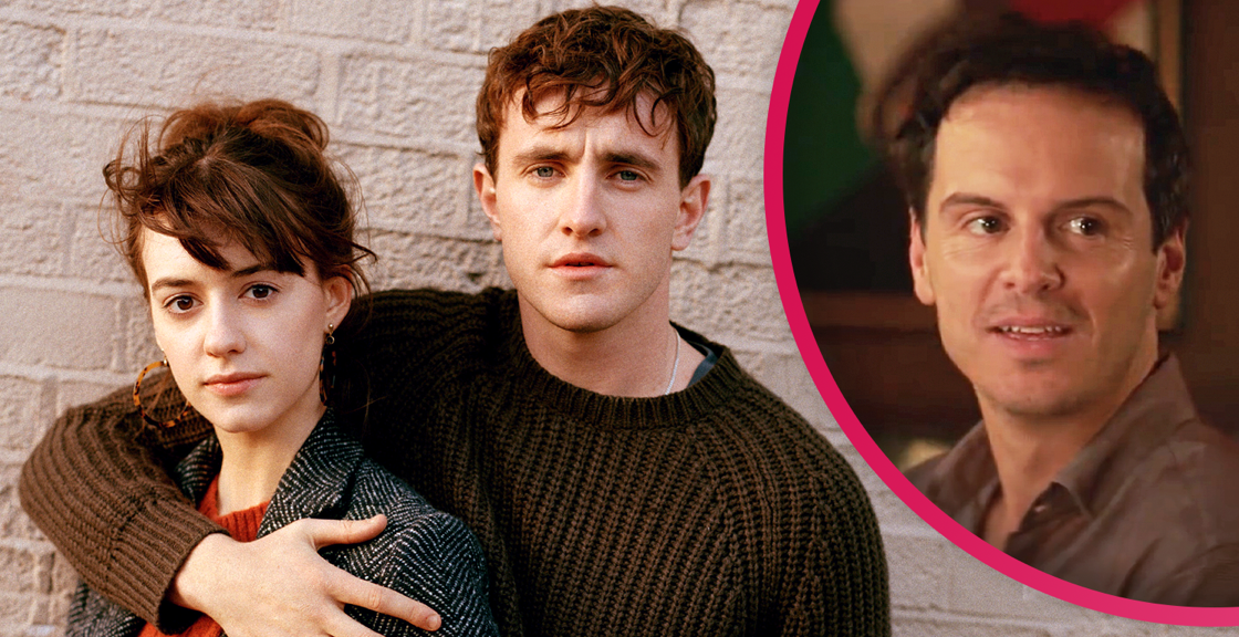 'Hot Priest' from Fleabag joins Connell and Marianne for Normal People special