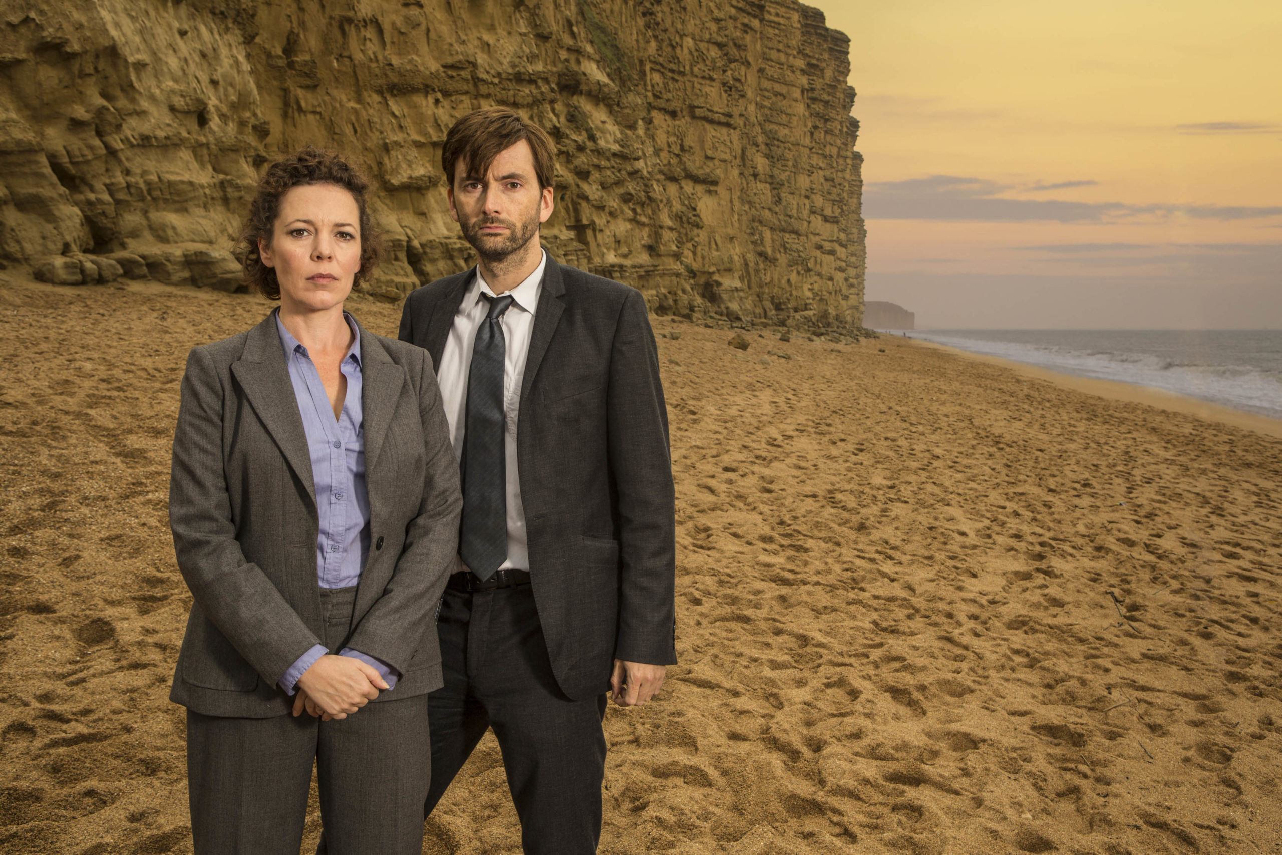 Broadchurch viewers unhappy next week's episode is on later