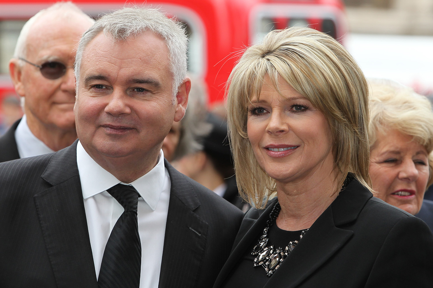 Eamonn Holmes reveals wife Ruth Langford's 'guilt' over late sister who was 'tortured by depression'