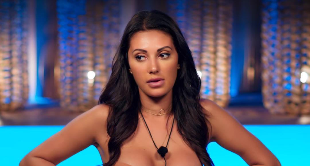 Francesca Farago on Too Hot To Handle