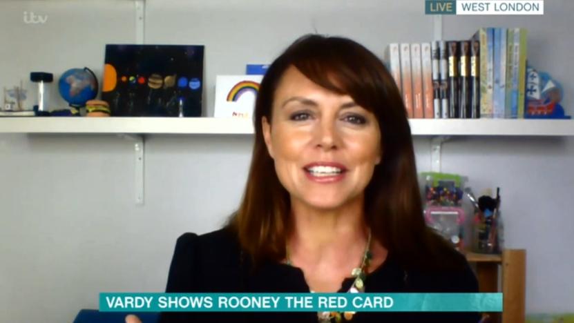 Beverley Turner This Morning ITV