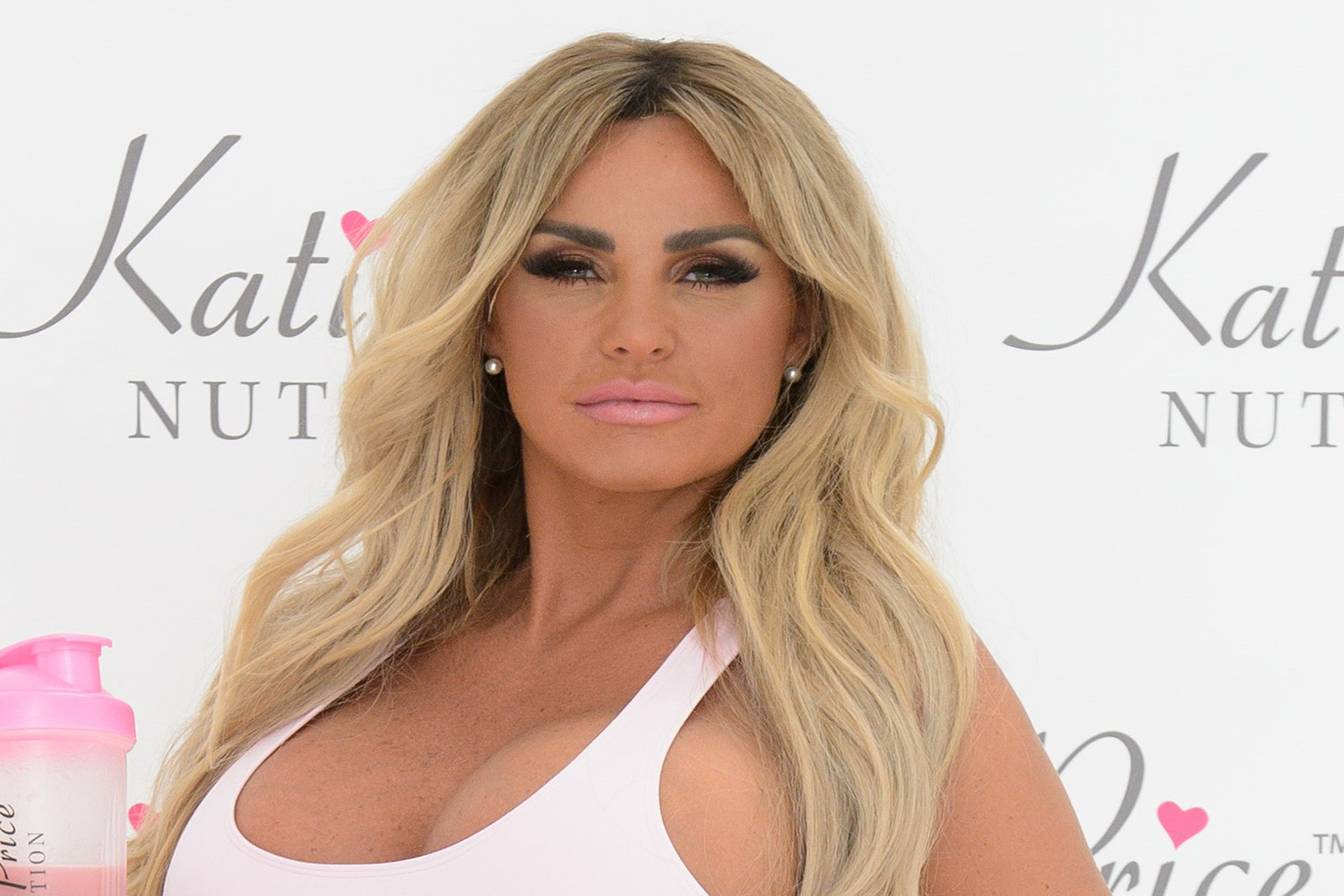 Katie Price thanks NHS as son Harvey returns home after being hospitalised with 'bug'