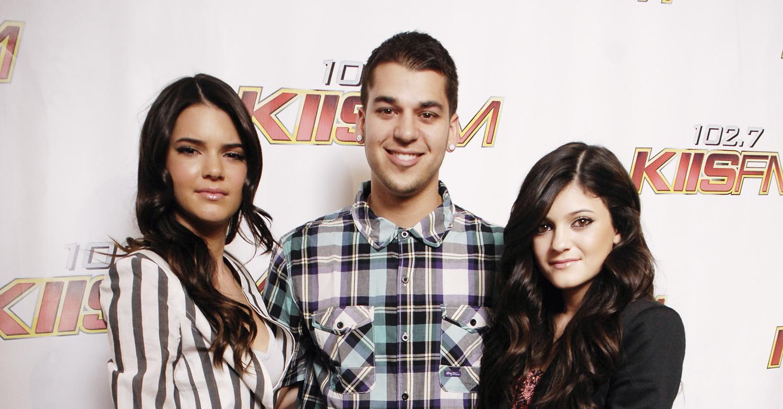 rob kardashian in 2010