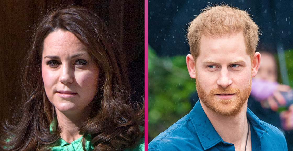 Kate Middleton 'warned' Prince Harry 'not to rush into marriage' with Meghan Markle new book claims