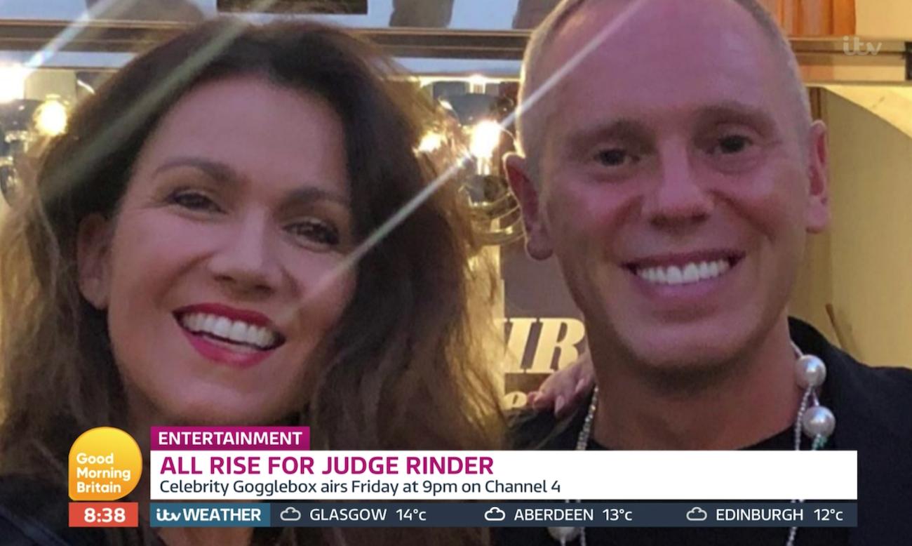 Judge Rinder GMB