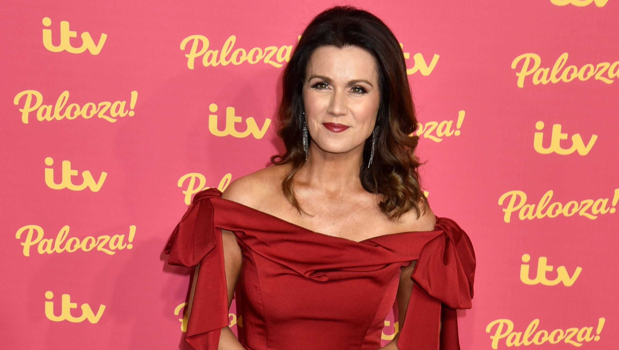 Susanna Reid is 'no longer single' as she reunites with her ex