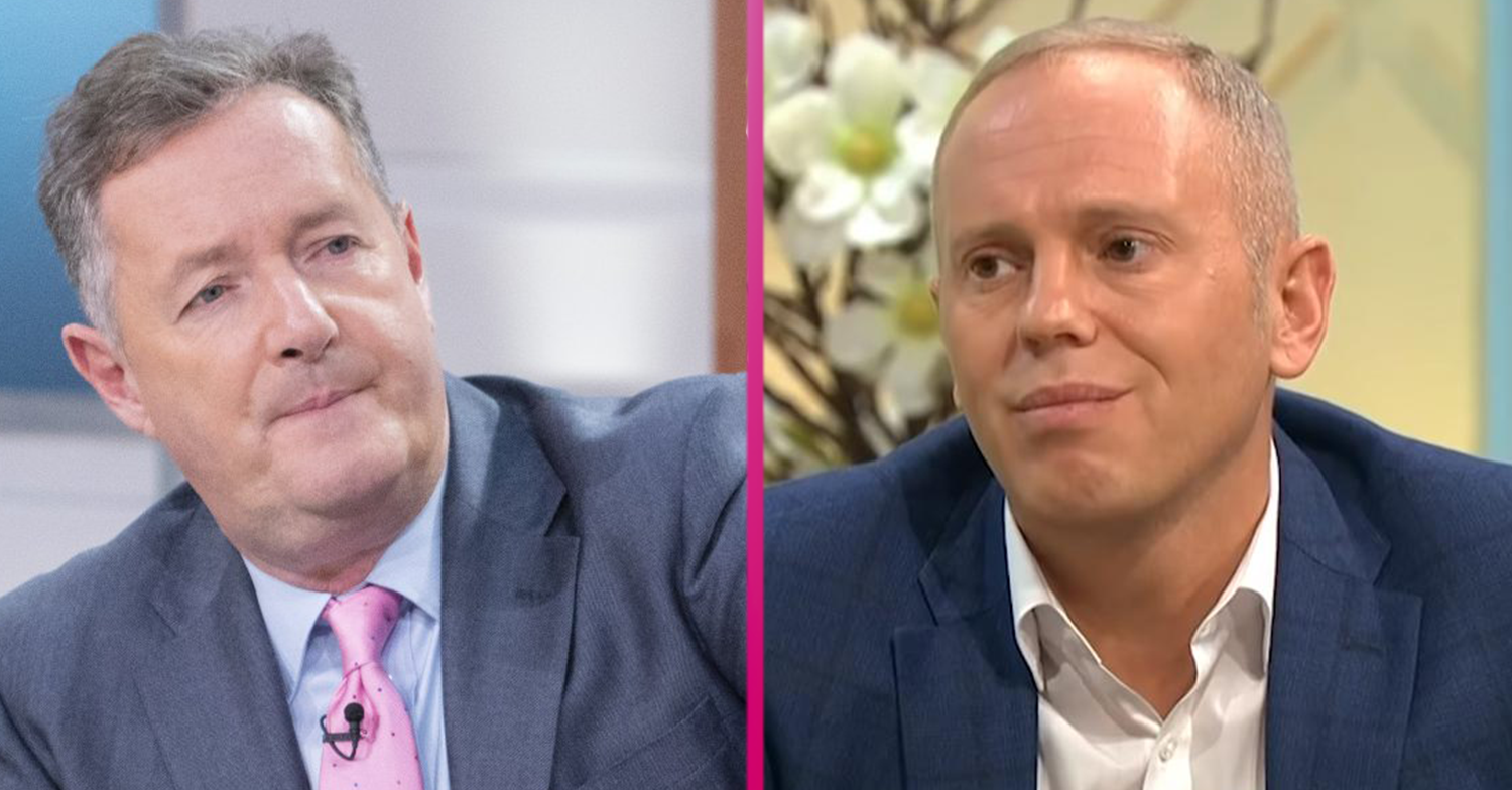 Judge Rinder 'rinses' Piers Morgan with hilarious comebacks on GMB