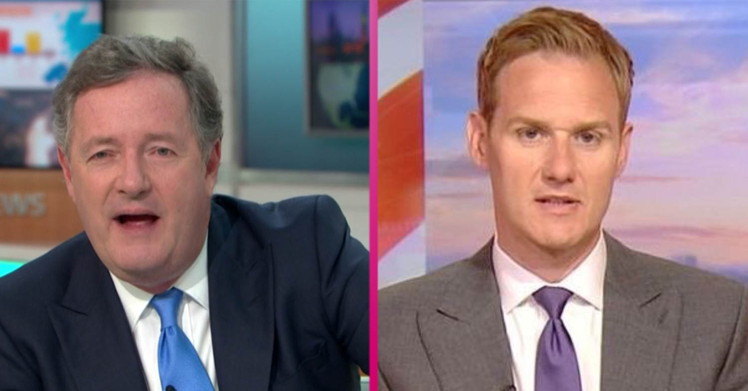 GMB branded 'embarrassing' by viewers for airing BBC Breakfast footage