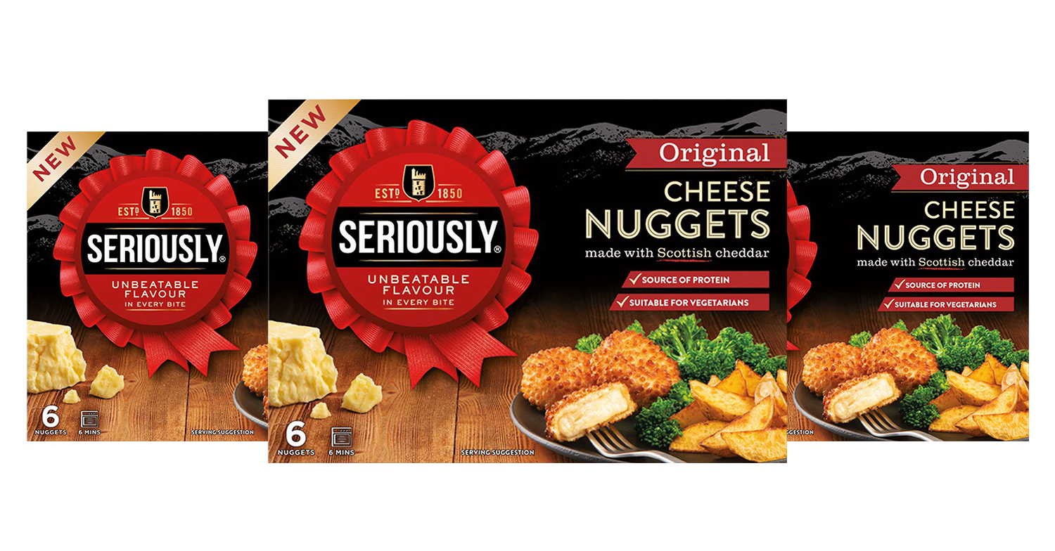 Melted cheese fans declare new Seriously Cheese Nuggets a 'must try'