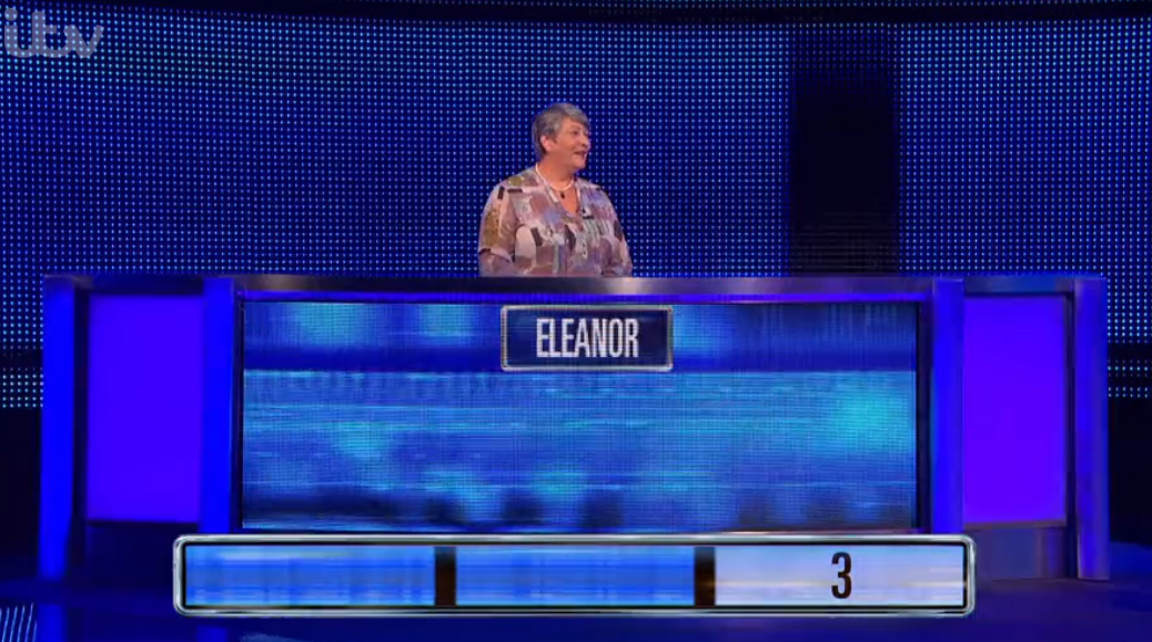 The Chase player