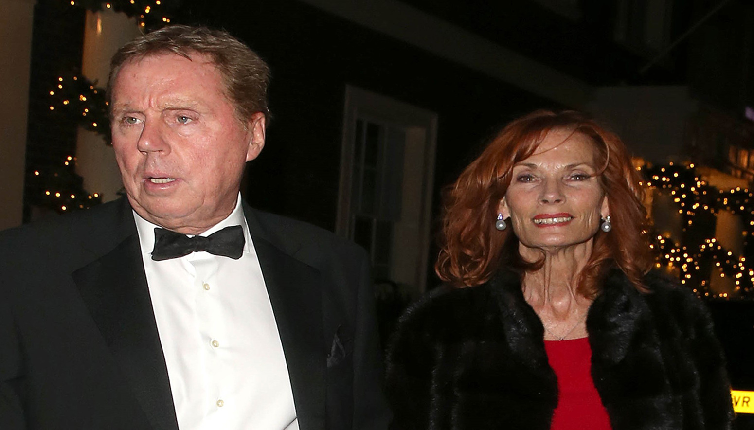 Fans brand Harry Redknapp and wife Sandra 'couple goals' as they celebrate anniversary