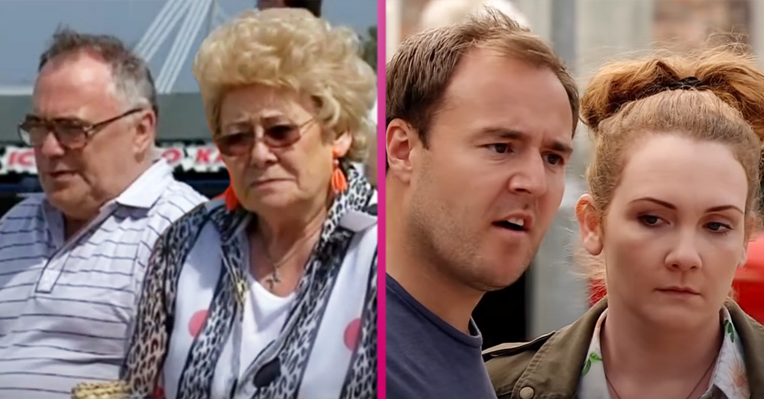 Coronation Street viewers furious as soap couple are compared to Jack and Vera