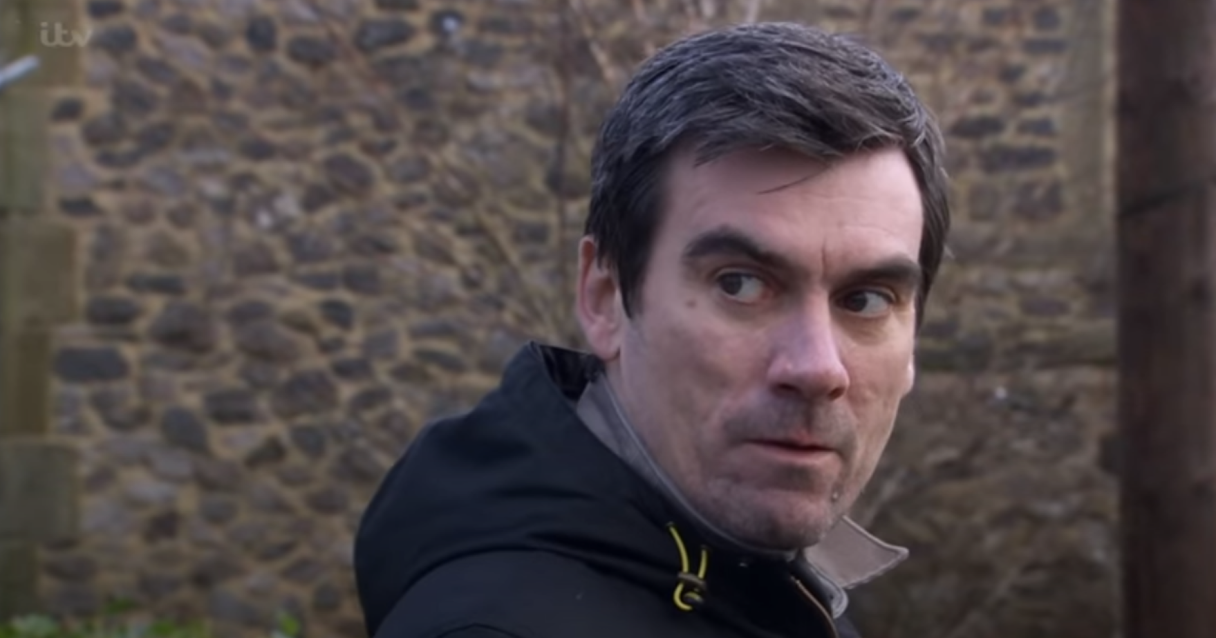 Emmerdale's Jeff Hordley teases death plot as Cain and Malone go against each other