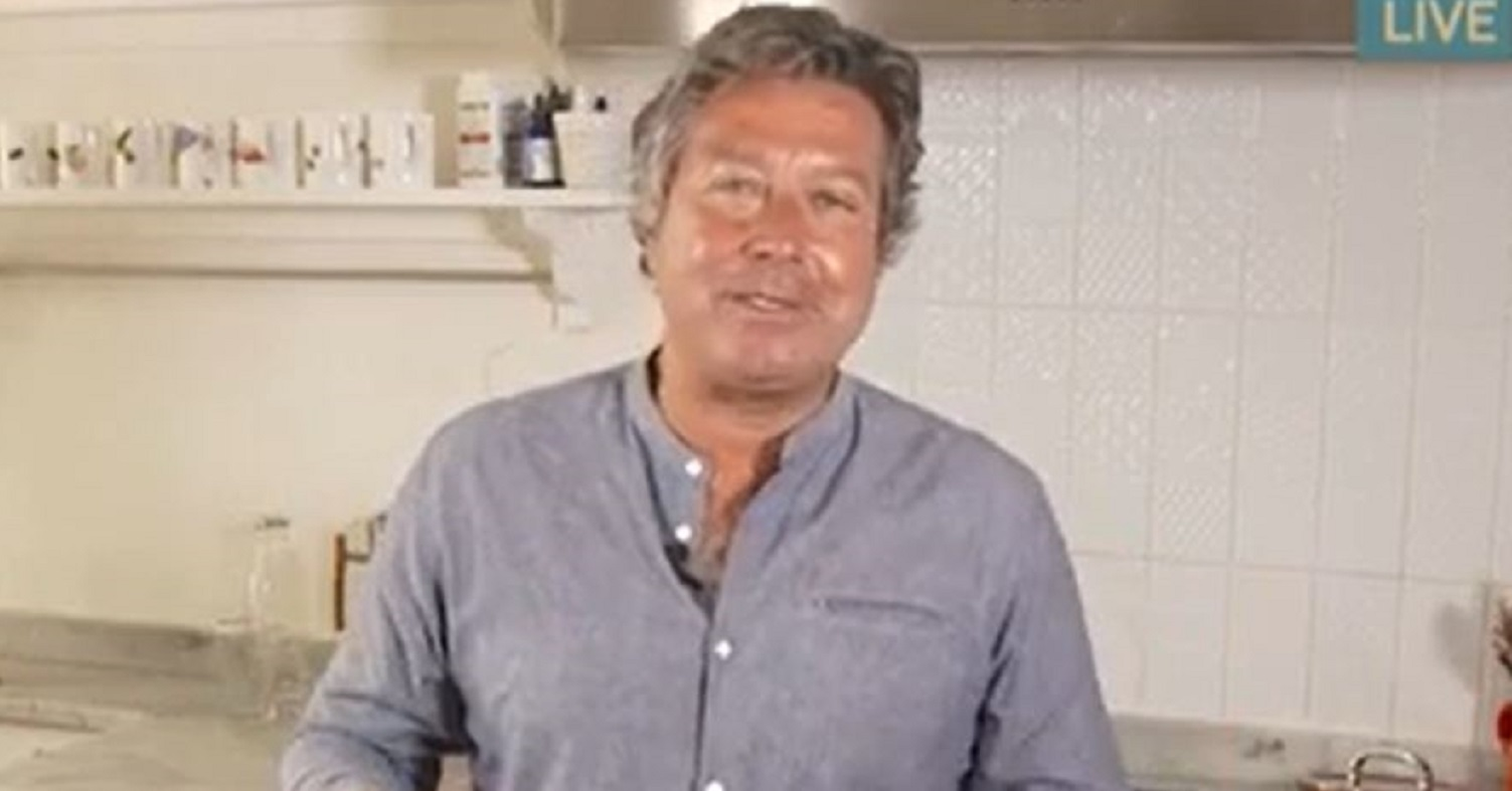 This Morning viewers baffled by 'grumpy' John Torode