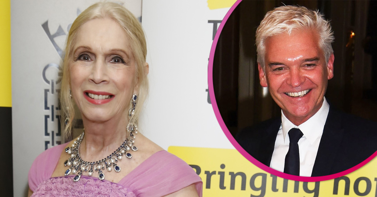 Lady C claims Phillip Schofield 'tried to shove her at party' as 'feud' continues