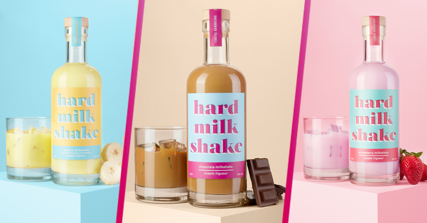 You can now buy alcoholic milkshakes and they're being hailed as the 'summer Baileys'