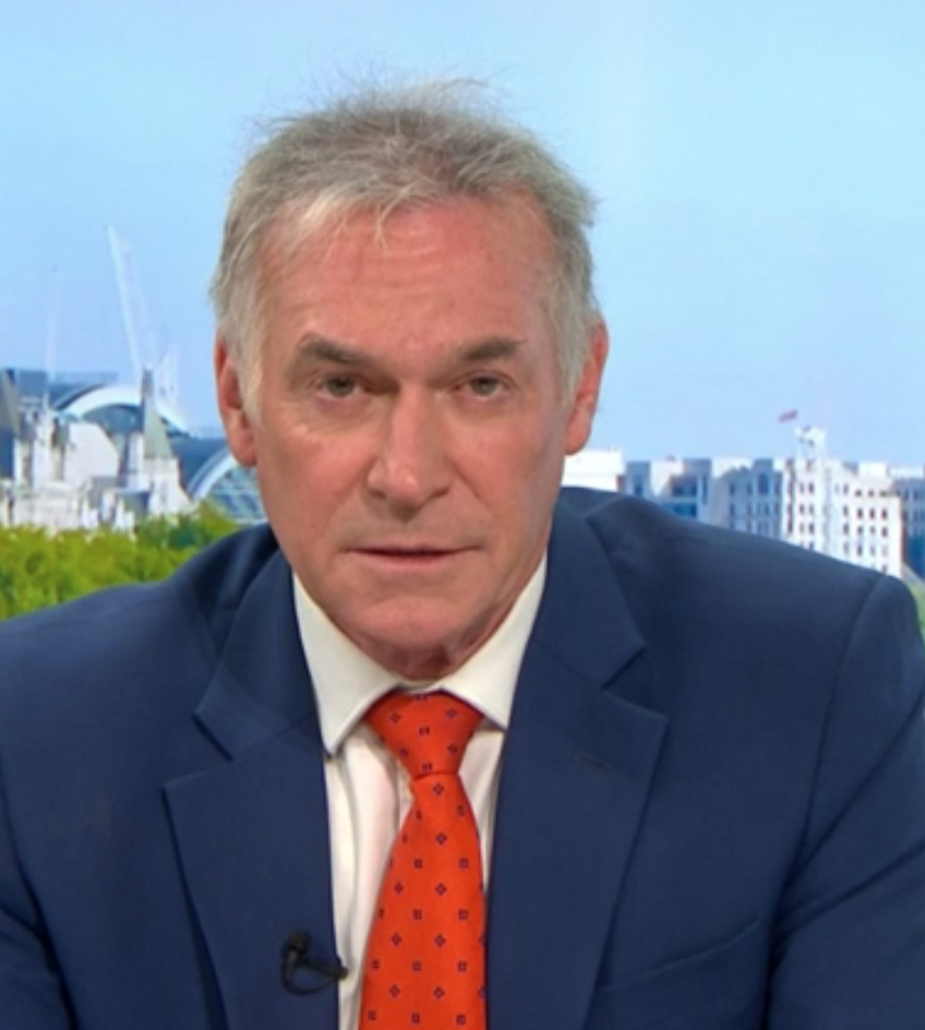 Dr Hilary Jones GMB