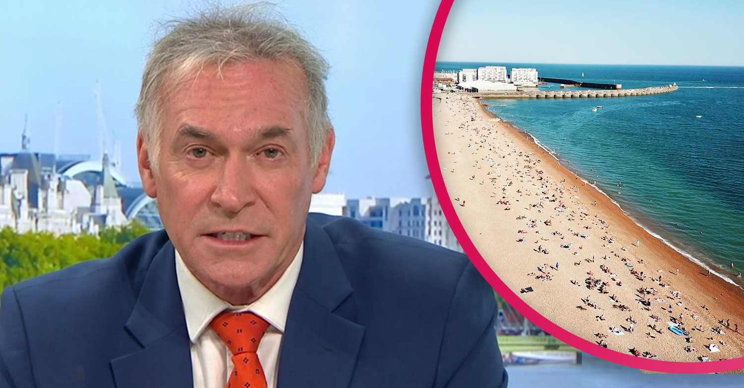Dr Hilary Jones reveals safest holiday options for Brits on GMB