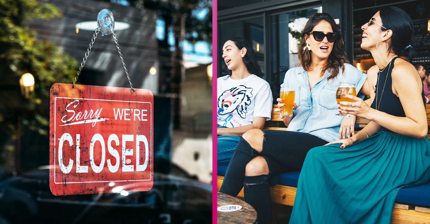 Pubs refuse to open on Super Saturday amid fears they can't enforce social distancing