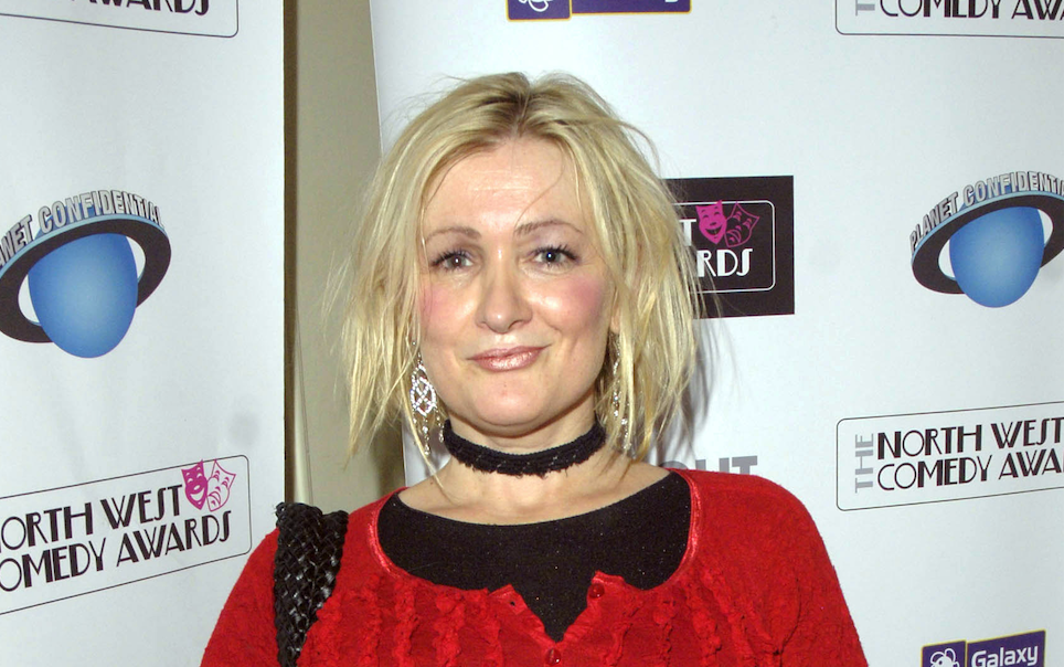 Caroline Aherne celebrated by fans on the fourth anniversary of her death