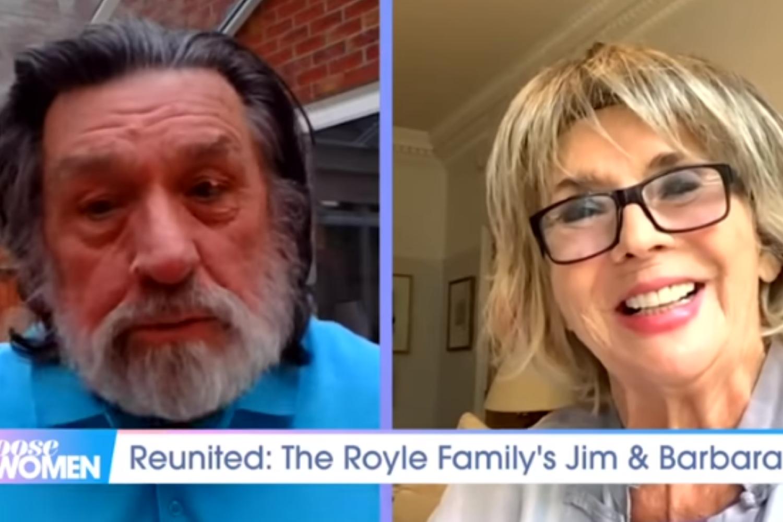 Ricky Tomlinson and Sue Johnston reunite on Loose Women