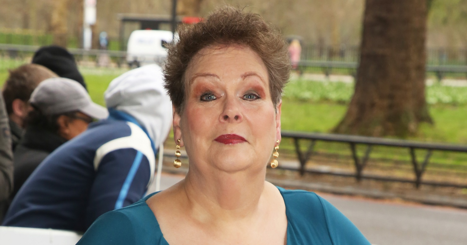 The Chase star Anne Hegerty reveals she is on a 'sabbatical'