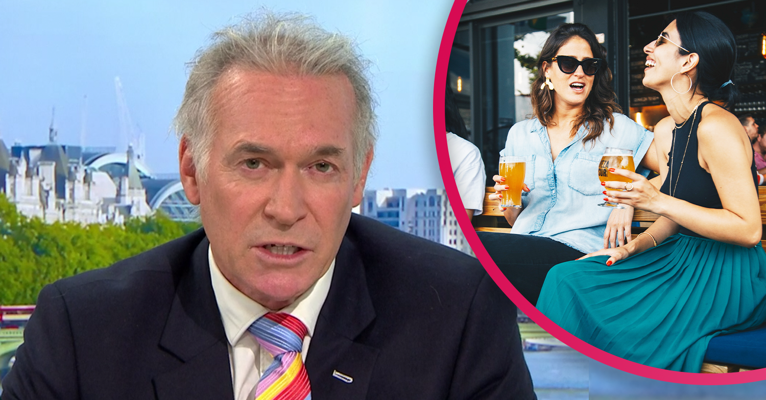 Super Saturday warning issued by Dr Hilary Jones on GMB